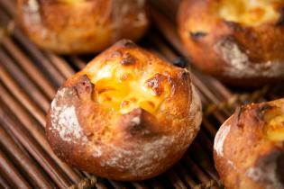 無花果のパン~Kiriクリームチーズのはちみつ風味